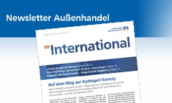 VR International - Newsletter Außenhandel