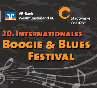 20. Internationales Boogie & Blues Festival