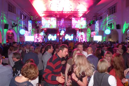90er Jahre-Party in Coesfeld 2015